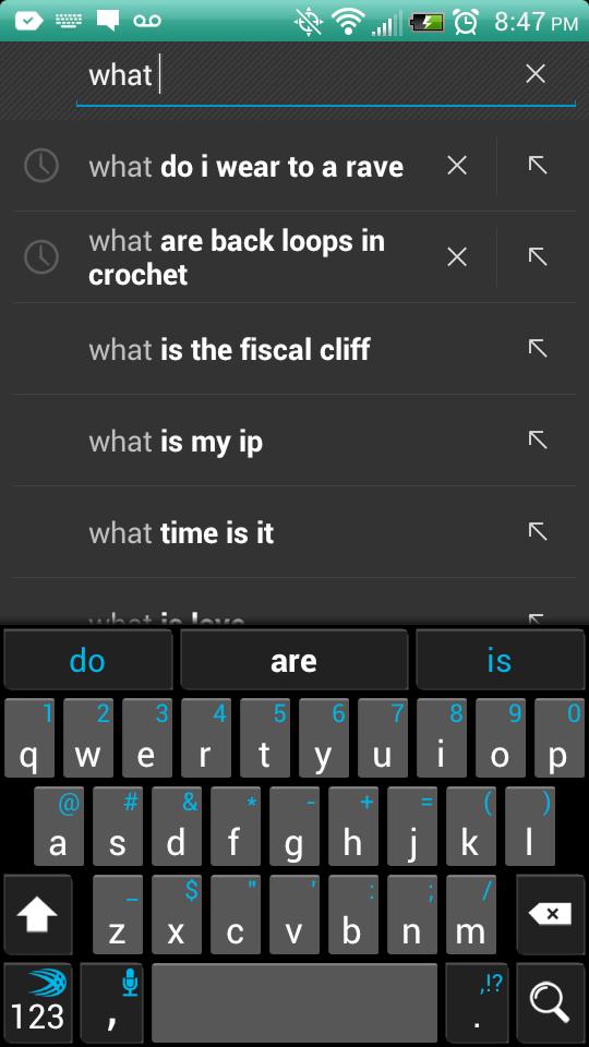 Google?